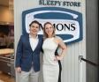 Sleepy Store inaugura primeira revenda exclusiva Simmons em Curitiba