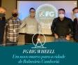 A maior roda gigante estaiada da América Latina já tem nome: FG BIG WHEEL